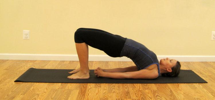 Комплекс упражнений при остеохондрозе.