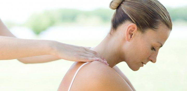 Комплекс упражнений при шейном остеохондрозе.