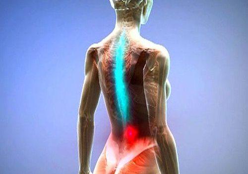 Снятие спазма и расслабление мышц спины.